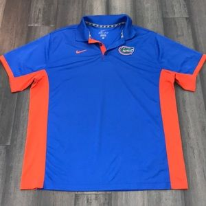 Nike Dri Fit Gators Polo